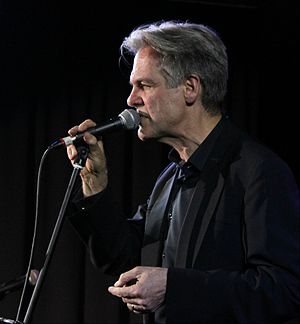 Don Walker (musician) - Walker performs live in Mullumbimby in 2015