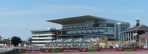 Doncaster Racecourse - Doncaster Racecourse Grandstand