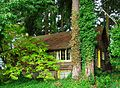 Doriot–Rider Log House Tigard Oregon.JPG