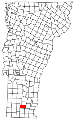 Dover Vermont Map Dover, Vermont   Wikipedia