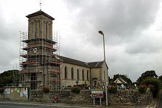 Doville Commune in Normandy, France