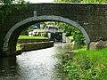 Dowley Gap Bridge and locks - geograph.org.uk - 1350182.jpg