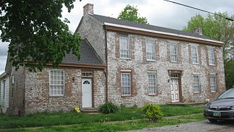 National Register of Historic Places listings in Gallatin County, Kentucky - Image: Dr. Lucy Dupuy Montz House