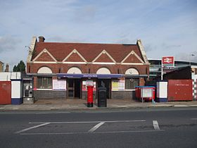 Image illustrative de l'article Gare de Drayton Park
