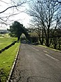 Drive to the Lochside Hotel - geograph.org.uk - 331362.jpg