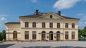 Drottningholm Palace Theatre - Drottningholm Palace Theatre, exterior view, 2013