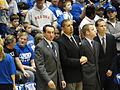 Duke basketball coaches 2011.jpg