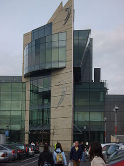 Dundrum Town Centre - Wikipedia, the free encyclopedia