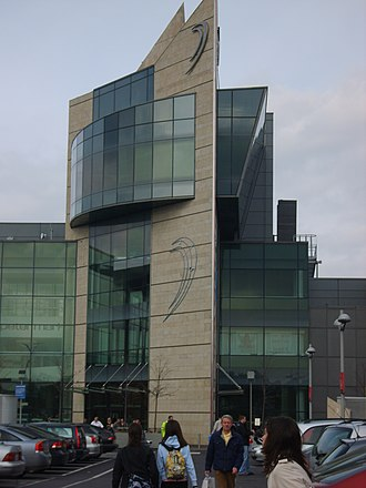 Dundrum Town Centre - Dundrum town centre (Dundrum South entrance)