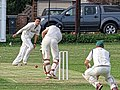 Dunmow CC v Brockley CC at Great Dunmow, Essex, England 17.jpg