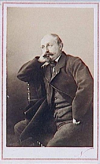 Jean-Baptiste Henri Durand-Brager - Portrait of Durand-Brager