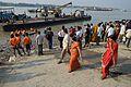 Durga Idol Immersion Gathering - Baja Kadamtala Ghat - Kolkata 2012-10-24 1578.JPG