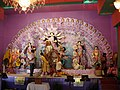 Durga Puja - Biswamilani - Howrah 2011-10-03 030234.JPG
