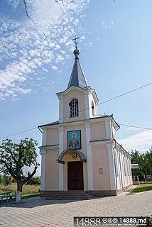 Durlești Town in Chișinău municipality, Moldova