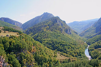 Durmitor - Image: Durmitor national park montenegro