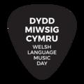 Dydd Miwsig Cymru official logo.png