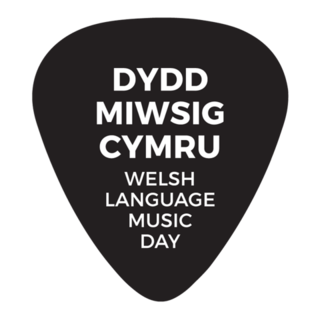 Welsh Language Music Day Welsh music festival