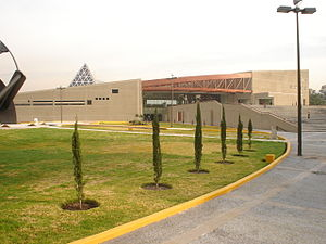 Instituto Politécnico Nacional - One of the schools of the National Polytechnic Institute specializing in business studies.
