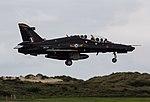EGOV - BAe Systems Hawk T2 - Royal Air Force - ZK031 (43761300092).jpg