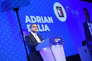 Adrian Delia politician