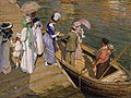 E Phillips Fox - The ferry - Google Art Project.jpg