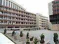 E building, Bunka Gakuen University - Shinjuku, Tokyo - DSC04724.JPG