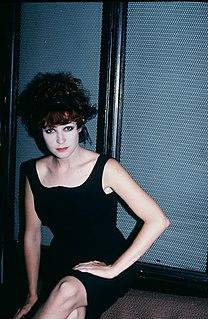 actress, performance artist, singer