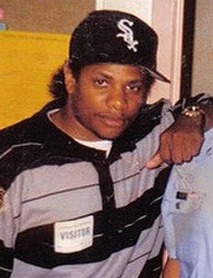West Coast hip hop - Eazy E, prominent early Compton rapper