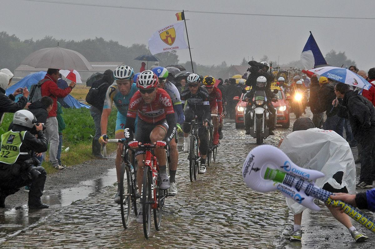 Lars Boom Tour De France