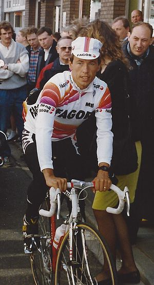 Fagor (cycling team, 1985–1989) - Image: Eddy Schepers