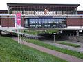 Ede - Winkelcentrum Stadspoort - Traverse over Dr W Dreeslaan (schuin).jpg