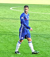 e88099a08 Hazard in action against West Bromwich Albion during a Premier League game  in December 2016