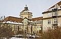 Edificio principal del Jardín Botánico de Múnich, Alemania, 2013-01-27, DD 04.JPG