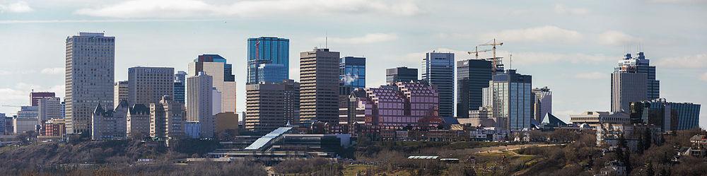 Downtown Edmonton Wikipedia
