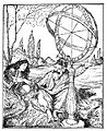 Edmund J Sullivan Illustrations to The Rubaiyat of Omar Khayyam First Version Quatrain-038.jpg