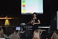 EduWiki Conference Belgrade 2014 - DM (042) - Jasmina Nikolić.jpg