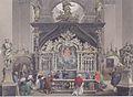 Eduard Gurk - Gnadenkapelle in der Kirche in Mariazell - 1833.jpeg