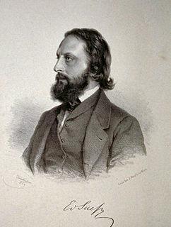 Eduard Suess Austrian geologist