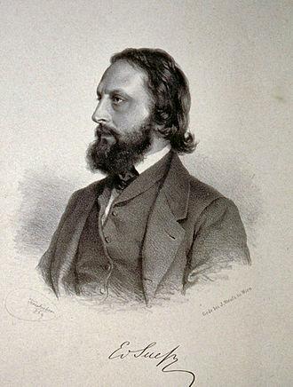 Tethys Ocean - Geologist Eduard Suess in 1869
