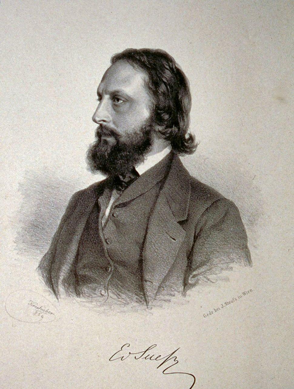 Eduard Suess 1869