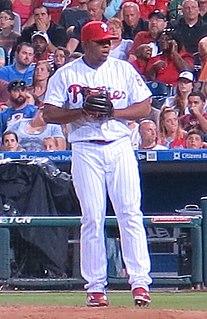 Edubray Ramos Venezuelan baseball player
