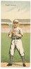 Edward C. Foster-Joseph Ward, Rochester Team, baseball card portrait LCCN2007685597.tif