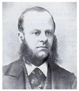 Edward Stanley Gibbons English stamp dealer