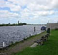 Eem river at Eemdijk in the province of Utrecht, Netherlands. Looking north. - panoramio.jpg
