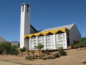 Eendekuil - Eendekuil Church