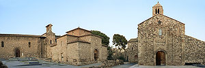Terrassa - Ancient churches of Ègara.