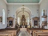Eggolsheim Kirche Innenraum 030114 HDR.jpg