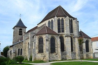 Église Saint-Pierre de Chennevières-sur-Marne