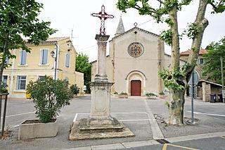Travaillan Commune in Provence-Alpes-Côte dAzur, France