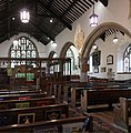 Eglwys Sant Cynfarch a Sant Cyngar - St Cynfarch and St Cyngar's Church, Hope, Wales z40.jpg